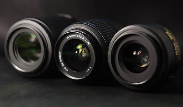 lens Aperture - kit lens